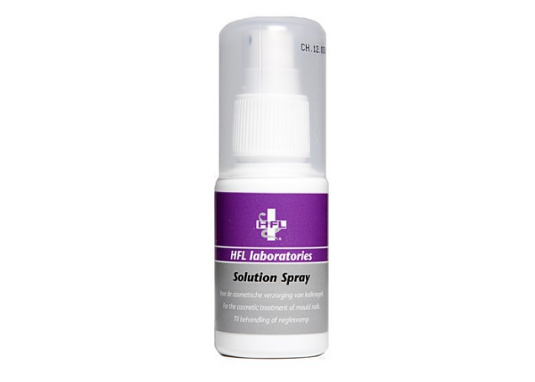 Pedicure Samantha Kroon - HFL Solution Spray